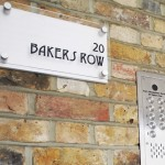 Entrance Bakers Row